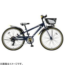 ブリヂストン BRIDGESTONE 24型 子供用自転車 クロスファイヤー ジュニア(P.Xコスモバイオレット/7段変速) CFJ47【2018年モデル】【組立商品につき返品不可】 【代金引換配送不可】