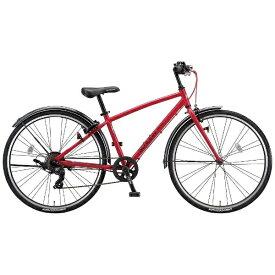 ブリヂストン BRIDGESTONE 26型 子供用自転車 シュライン(F.Xピュアレッド/7段変速) SHL67【2018年モデル】【組立商品につき返品不可】 【代金引換配送不可】