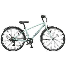 ブリヂストン BRIDGESTONE 26型 子供用自転車 シュライン(E.Xミストグリーン/7段変速) SHL67【2018年モデル】【組立商品につき返品不可】 【代金引換配送不可】