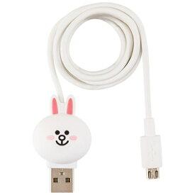 ROA ロア [micro USB]USBケーブル 充電・転送 (1m) KCL-AMC004 コニー [1.0m]