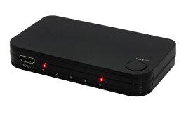 ラトックシステム RATOC Systems RP-HDSW41-4K HDMIセレクター [4入力1出力 /4K60Hz対応]