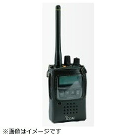 アイコム ICOM IC-DPR7/BT用ハードケース(標準バッテリー装着時用・フロント部透明タイプ) LC-187