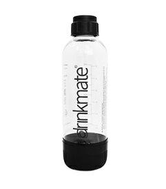 ドリンクメイト drinkmate ドリンクメイト 専用ボトル ブラック Lサイズ DRM0026 ブラック[DRM0026]