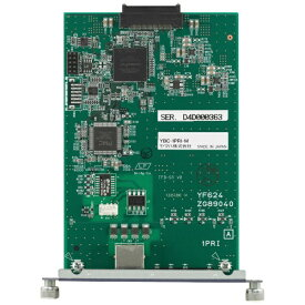 ヤマハ YAMAHA ヤマハネットワーク製品用 PRIモジュール YBC-1PRI-M