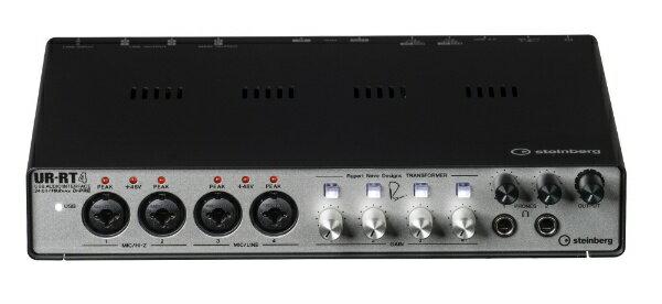 STEINBERG スタインバーグ USBオーディオインターフェイス UR-RT4[URRT4]