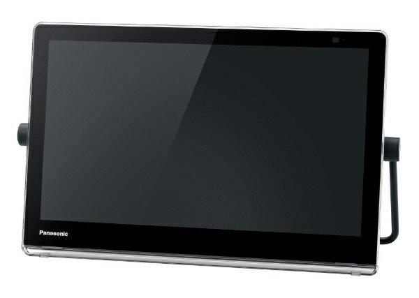 パナソニック Panasonic 【2000円OFFクーポン配布中! 4/20 09:59まで】UN-15CTD8 ポータブルテレビ プライベート・ビエラ VIERA ブラック [15V型 /500GB /防水対応][UN15CTD8K]