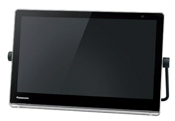 パナソニック Panasonic 【2000円OFFクーポン配布中! 4/20 09:59まで】UN-15CT8 ポータブルテレビ プライベート・ビエラ VIERA ブラック [15V型 /500GB /防水対応][UN15CT8K]