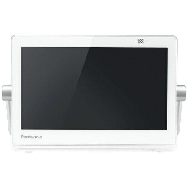 パナソニック Panasonic UN-10CT8 ポータブルテレビ プライベート・ビエラ VIERA ホワイト [10V型 /500GB /防水対応][UN10CT8W]
