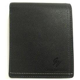 A.L.I アジア・ラゲージ 二つ折り財布 ジャンニバレンチノ 61G503 クロ