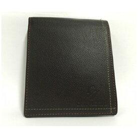 A.L.I アジア・ラゲージ 二つ折り財布 ジャンニバレンチノ 61G503 チョコ
