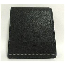 A.L.I アジア・ラゲージ 二つ折り財布 ジャンニバレンチノ 61G504 クロ