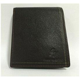 A.L.I アジア・ラゲージ 二つ折り財布 ジャンニバレンチノ 61G504 チョコ