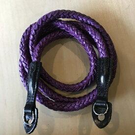 cam-in カムイン カメラストラップ LCS042210 紫[LCS042210]