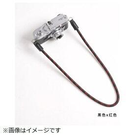 cam-in カムイン カメラストラップ DCS005103 黒/赤[DCS005103]