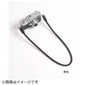 cam-in カムイン カメラストラップ DCS005301 黒(黒革)[DCS005301]