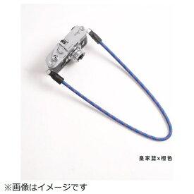 cam-in カムイン カメラストラップ DCS005317 ブルー/オレンジ[DCS005317]