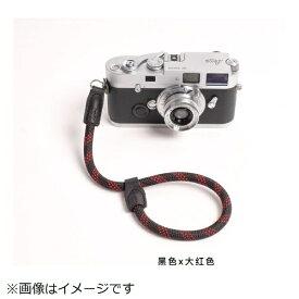 cam-in カムイン ハンドストラップ DWS00103 黒/赤[DWS00103]