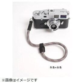 cam-in カムイン ハンドストラップ DWS00111 グレー/白[DWS00111]