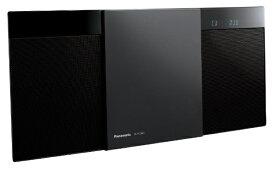 パナソニック Panasonic コンパクトステレオシステム SC-HC300-K ブラック [ワイドFM対応 /Bluetooth対応][SCHC300K]