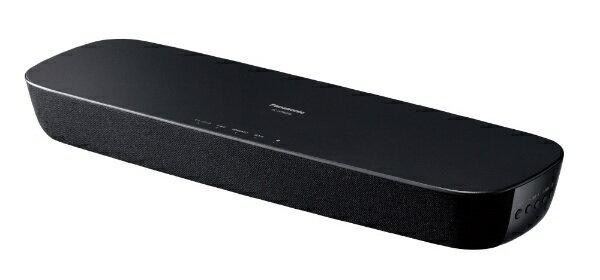 【送料無料】 パナソニック Panasonic シアターバー SC-HTB200-K ブラック [フロント・バー]
