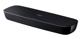 パナソニック Panasonic シアターバー SC-HTB200-K ブラック [フロント・バー /Bluetooth対応][テレビ スピーカー SCHTB200]