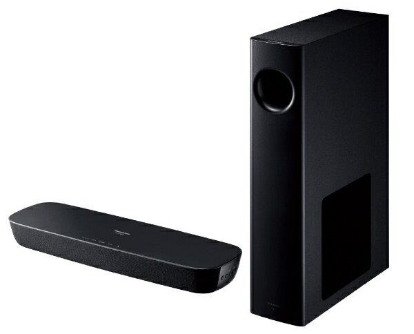 【送料無料】 パナソニック Panasonic ホームシアターセット SCHTB250K ブラック [2.1]