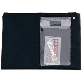 クルーズ CREW'S メールバッグ A4マチなし MB-200 黒 <ZMLG501>[ZMLG501]【wtcomo】