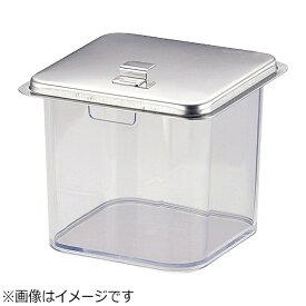 三宝産業 SAMPO SANGYO UK 薬味入れ フック付蓋仕様 8cm <QTY3401>[QTY3401]