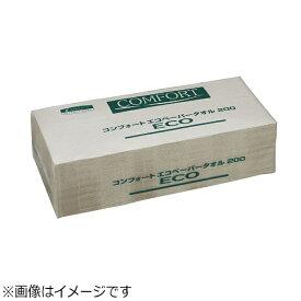 日本製紙クレシア crecia クレシア コンフォートエコペーパータオル (1ケース42束入) <KTO6301>[KTO6301]