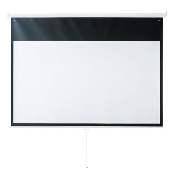 【送料無料】 サンワサプライ プロジェクタースクリーン(吊り下げ式) PRS-TS100HD