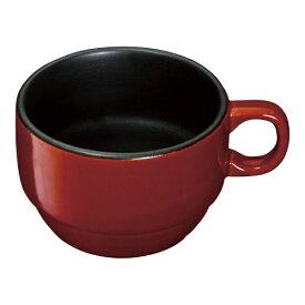 イシガキ産業 ISHIGAKI チョコット耐熱マグカップ レッド <RTI7404>[RTI7404]