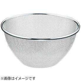 新越ワークス shinetsu-works TSステンレス頑丈なザル 深型(12メッシュ) 13cm <AZL5704>[AZL5704]