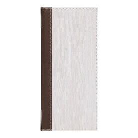 シンビ Shimbi シンビ メニューブック TPE-304 白木 <PMB2902>[PMB2902]