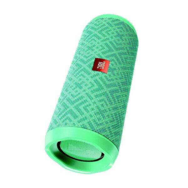 JBL ブルートゥーススピーカー JBLFLIP4MOSAIC モザイク [Bluetooth対応 /防水]【ビックカメラグループ独占販売】
