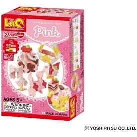 ヨシリツ YOSHIRITSU LaQ スイートコレクション ミニ ピンク