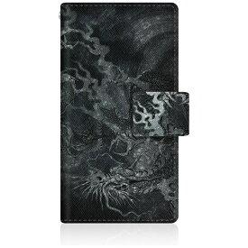 CaseMarket CaseMarket iPod-touch5 スリム手帳型ケース 龍の咆哮 - 黒 ダイアリー iPod-touch5-BCM2S2160-78[IPODTOUCH5BCM2S21607] 【メーカー直送・代金引換不可・時間指定・返品不可】