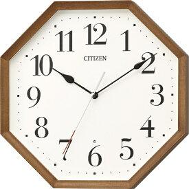 シチズン CITIZEN 掛け時計 ベージュ 8MY531-006 [電波自動受信機能有]