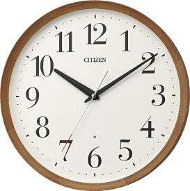 リズム時計 RHYTHM 掛け時計 ベージュ 8MY535-006 [電波自動受信機能有]