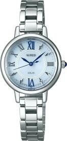 アルバ ALBA [ソーラー時計]ワイアードエフ(WIREDf) 「クールヴィンテージ ソーラー 丸型」 AGED098 AGED098