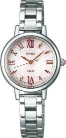 アルバ ALBA [ソーラー時計]ワイアードエフ(WIREDf) 「クールヴィンテージ ソーラー 丸型」 AGED099 AGED099
