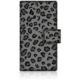 CaseMarket CaseMarket iPod-touch6 スリム手帳型ケース ヒョウ柄 クラシック ブラック ノート モノトーン iPod-touch6-BCM2S2079-78[IPODTOUCH6BCM2S20797] 【メーカー直送・代金引換不可・時間指定・返品不可】