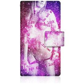 CaseMarket CaseMarket iPod-touch6 スリム手帳型ケース レディー ヌード アメリカン ロックンロール ハード 宇宙柄 iPod-touch6-BCM2S2315-78[IPODTOUCH6BCM2S23157] 【メーカー直送・代金引換不可・時間指定・返品不可】