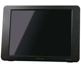 センチュリー Century Corporation マルチモニター Plus one ブラック LCD-8000DA2 [ワイド /XGA(1024×768)]