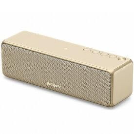 ソニー SONY SRS-HG10NM WiFiスピーカー ペールゴールド [ハイレゾ対応 /Bluetooth対応 /Wi-Fi対応][SRSHG10NM]