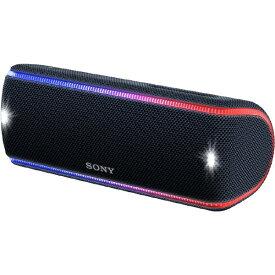 ソニー SONY SRS-XB31BC ブルートゥース スピーカー ブラック [Bluetooth対応 /防水][SRSXB31BC]