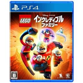 ワーナーブラザースジャパン Warner Bros. レゴ(R)インクレディブル・ファミリー【PS4】