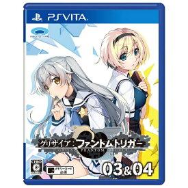 プロトタイプ PROTOTYPE グリザイア ファントムトリガー 03&04【PS Vita】