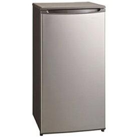 三ツ星貿易 Mitsuboshi Boeki 《基本設置料金セット》SKM85F 冷凍庫 グレー [1ドア /右開きタイプ /85L][冷凍庫 小型 SKM85F]