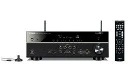 ヤマハ YAMAHA RX-V585B AVアンプ ブラック [ハイレゾ対応 /Bluetooth対応 /Wi-Fi対応 /ワイドFM対応 /7.1ch /DolbyAtmos対応][RXV585B]