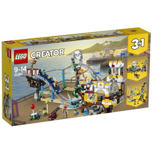 レゴジャパン LEGO 31084 クリエイター ローラーコースター